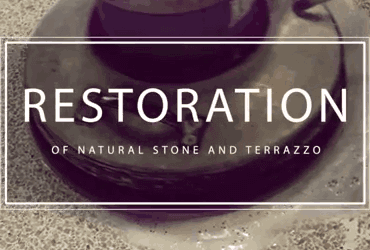 Restoration of Natural Stone and Terrazzo