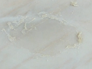 Poultice Leaving a Bigger Stain?