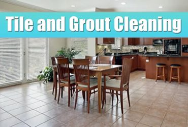 Tile & Grout Deep Cleaning and Sealing